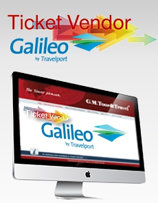Ticket Vendor Galileo