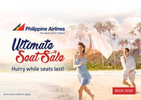 PR Ultimate Seat Sale 19 Aug - 8 Sep 2019