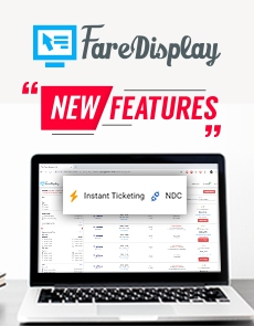 Fare Display New Feature!